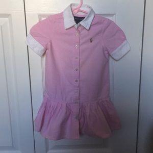 Ralph Lauren Button Down Dress